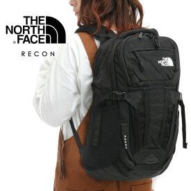 【P5倍:6/1 9:59迄】THE NORTH FACE ノースフェイス リュック リュックサック Recon リーコン レディース メンズ バックパック デイパック PC収納 大容量 旅行 通勤 通学 海外正規品 ユニセックス 男女兼用 NF0A3KV1 送料無料