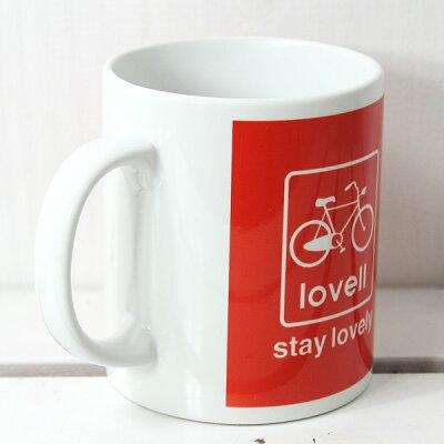 マグカップmugcupDUTCH自転車ラベル