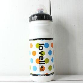 ドリンクボトル 自転車 ドット柄 ラベル サイクルボトル 水筒 ロードバイク クロスバイク 飲み物