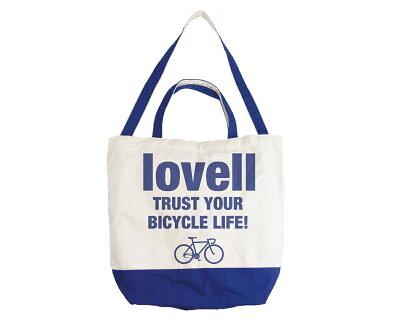 ツートンショルダーバッグL2TONESHOULDERBAG(L)かわいいお弁当昼食自転車通勤通学ラベル