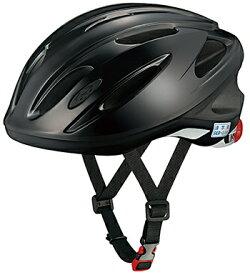 OGK KABUTO(オージーケーカブト) 通学用ヘルメット SN-11 ブラック 無地テープなし サイズ: 57-60cm ちょっと大きめサイズ