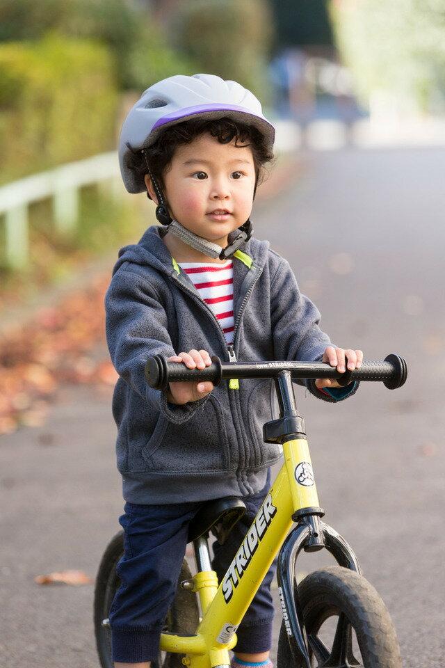 ストライダー ヘルメット OLEA オレアヘルメット キックバイク バランスバイク 子供 自転車