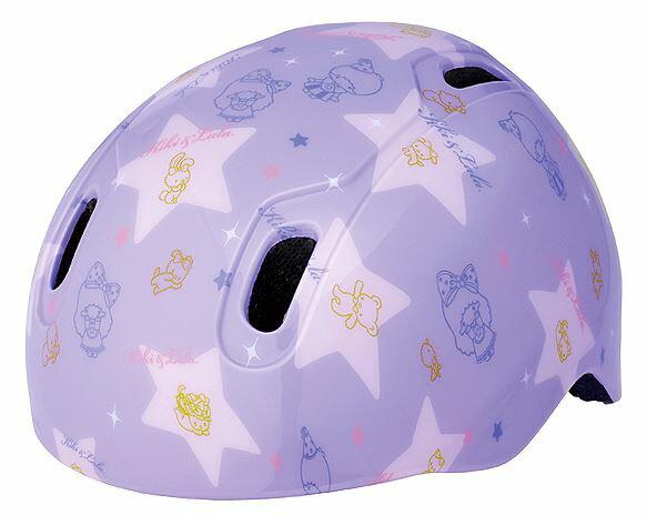【送料無料】カブロJr.ヘルメット リトルツインスターズ 子供 ヘルメット 防犯 ヘルメット 子供用 自転車