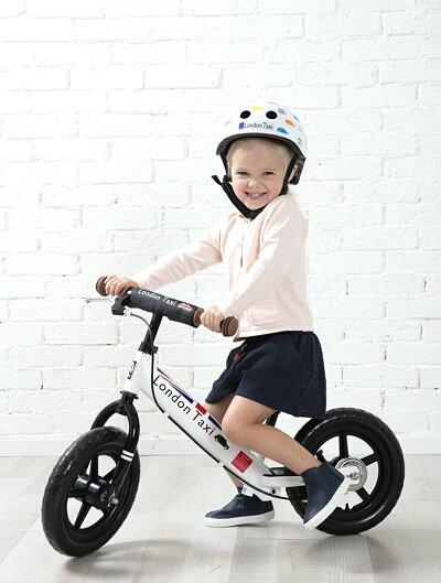 LondonTaxi(ロンドンタクシー)キックバイクバランスバイク子供用