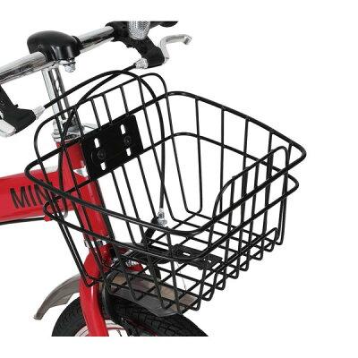 【売れ筋商品!】子供自転車16インチ補助輪MINIチリ・レッド子供用自転車
