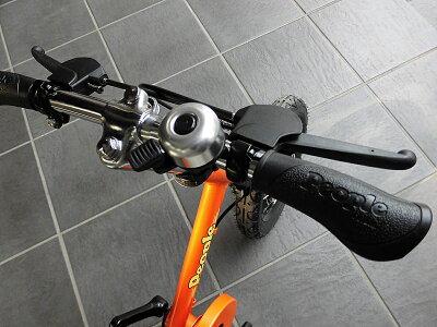 バランスバイクブレーキキックバイク【送料無料】補助輪パスしてラクショーライダー子供自転車12インチ