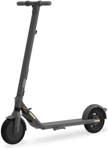 Segway-Ninebot Kickscooter E25 電動 キックスクーター 折りたたみ ESシリーズ最上位モデル 1年保証 正規品 セグウェイ ナインボット グレー TOP