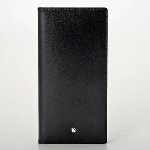 MONTBLANC モンブラン 35790 ブラック 長財布