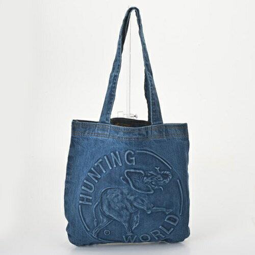 HUNTING WORLD ハンティングワールド バッグ DT-M BLUE