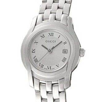 GUCCI Gucci YA055506 # 5505 silver ladies