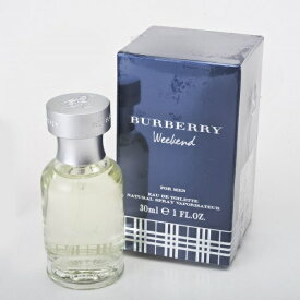 BURBERRY バーバリー ウィークエンドフォーメン EDT/SP 30ml