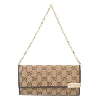 GUCCI Gucci wallet 269541 FAFXG 9643 GG canvas