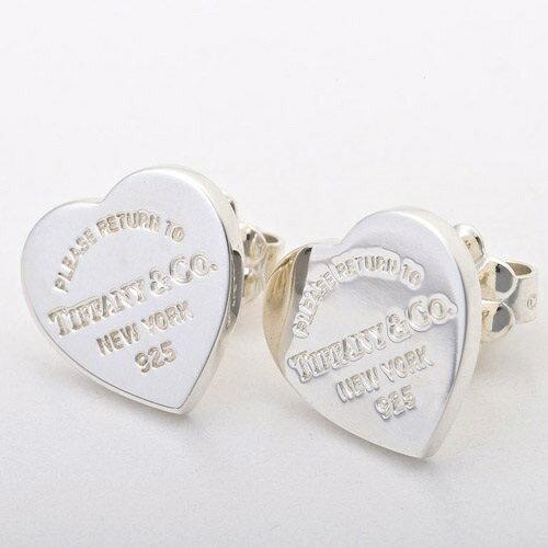 Tiffany&Co. ティファニー リターン トゥ ミニ ハート タグ ピアス 23900564