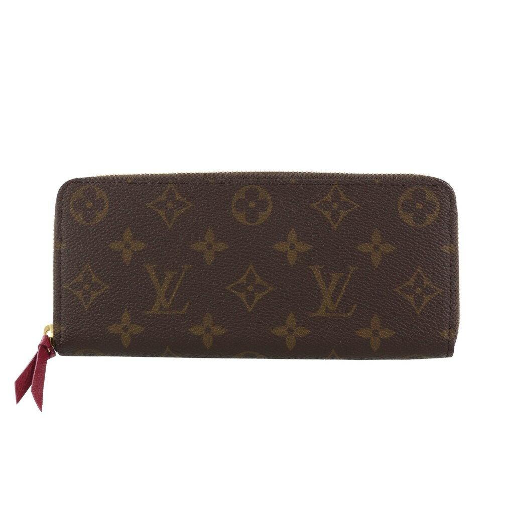 LOUIS VUITTON ルイヴィトン 財布 M60742 モノグラム ポルトフォイユ・クレマンス