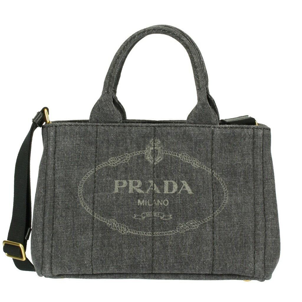 PRADA プラダ CANAPA カナパ トートバッグ 1BG439 AJ6 F0002 NERO