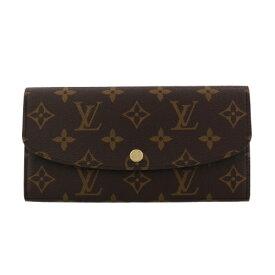 LOUIS VUITTON ルイヴィトン 財布 M60697 モノグラム ポルトフォイユ・エミリー