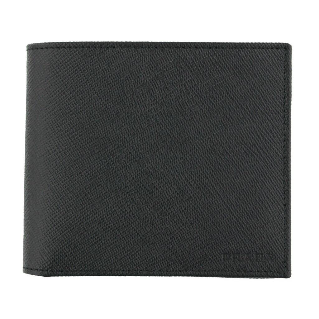 PRADA プラダ 財布 メンズ 2MO738 053 F0002 NERO
