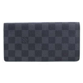 LOUIS VUITTON ルイヴィトン 財布 N62227 ダミエ・グラフィット ポルトフォイユ・ロン