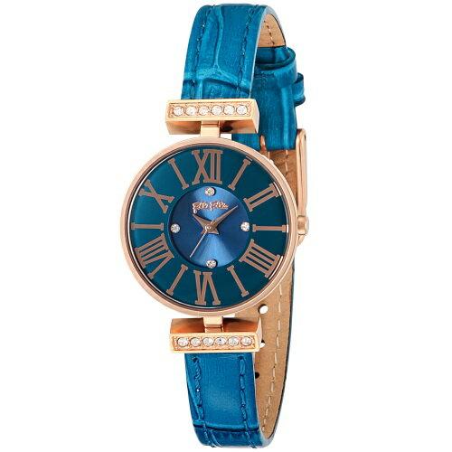 FolliFollie フォリフォリ 腕時計 レディース WF13B014SSU-BL