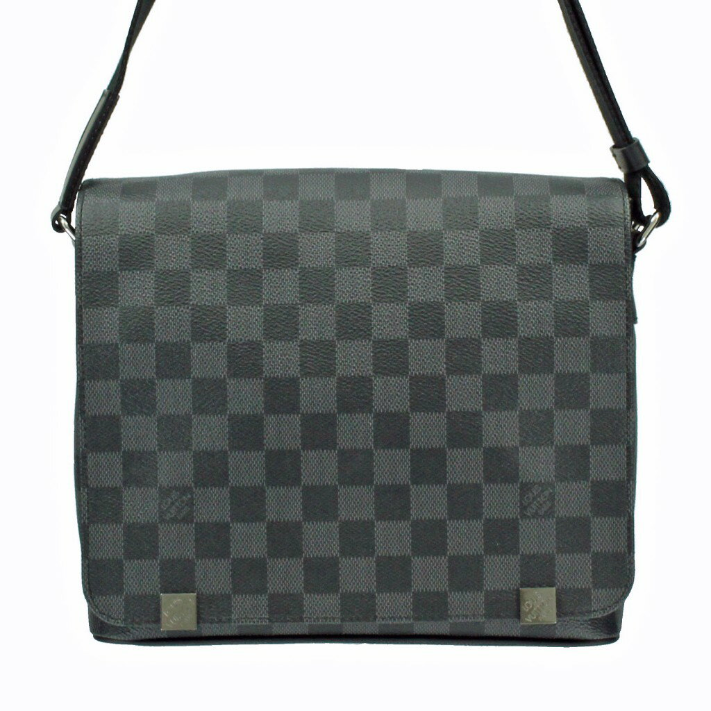 LOUIS VUITTON ルイヴィトン バッグ メンズ N41028 ダミエ ディストリクトPM