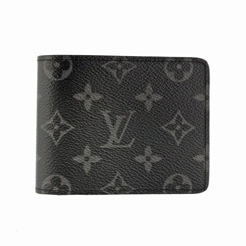 LOUIS VUITTON ルイヴィトン 折財布 M61695 モノグラム・エクリプス ポルトフォイユ・ミュルティプル