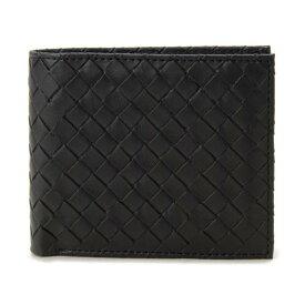 monte SPIGA モンテスピガ 財布 メンズ MOSQS371BK ブラック 二つ折り財布