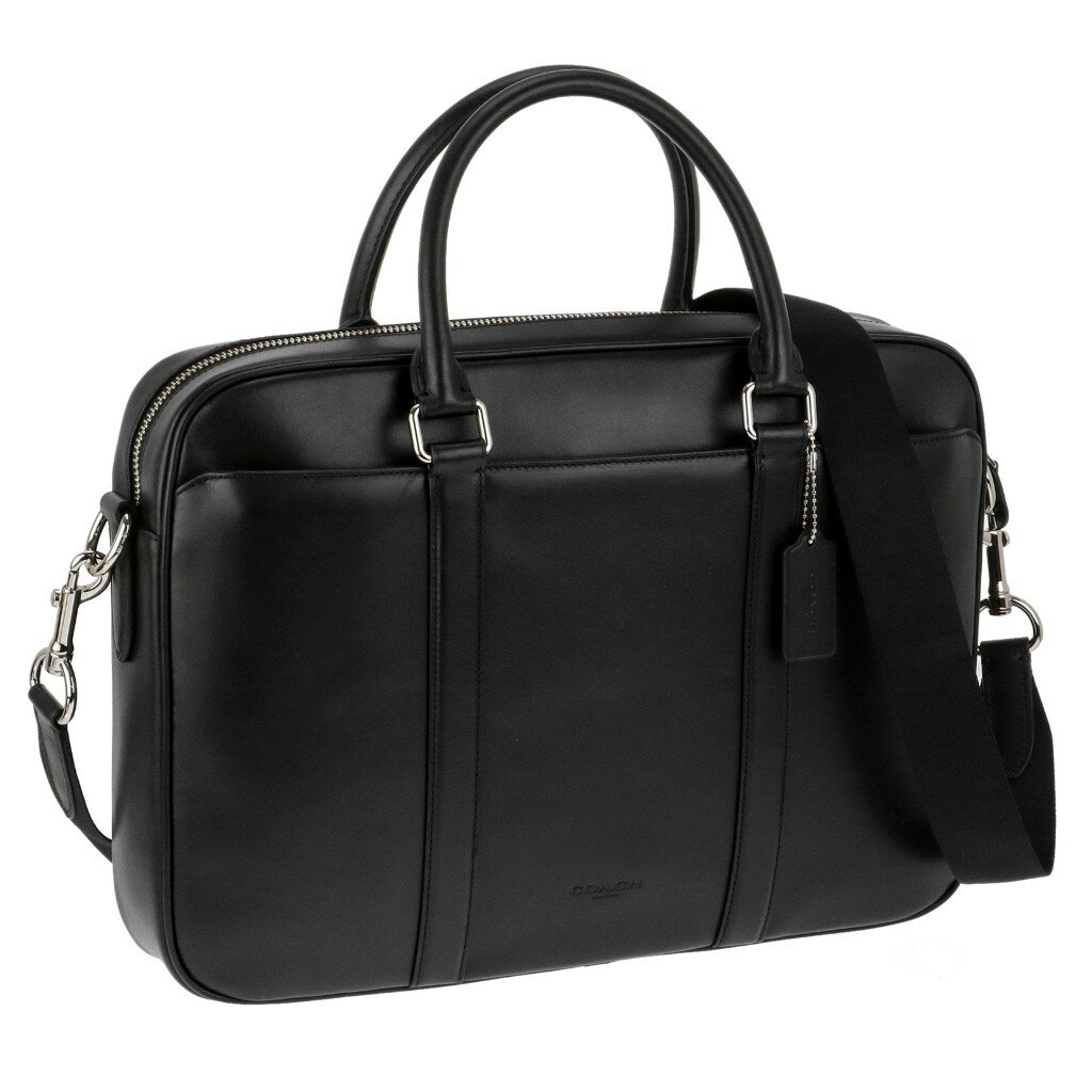 COACH OUTLET コーチ アウトレット ブリーフケース F54760 BLK ペリー