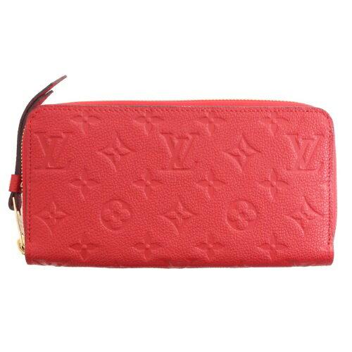 LOUIS VUITTON ルイヴィトン 財布 M61865 モノグラム・アンプラント ジッピー・ウォレット
