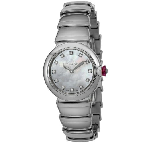 BVLGARI ブルガリ LVCEA ルチェア LU28WSS/12 レディース 腕時計