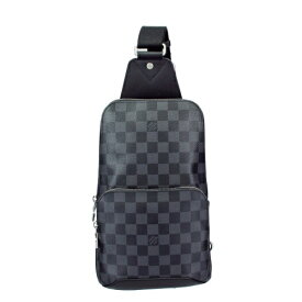 LOUIS VUITTON ルイヴィトン バッグ ダミエ・グラフィット アヴェニュー・スリングバッグ N41719