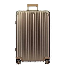 リモワ RIMOWA スーツケース トパーズ チタンニウム 81L 924.70.03.5