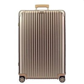 リモワ RIMOWA スーツケース トパーズ チタンニウム 97L 924.77.03.5
