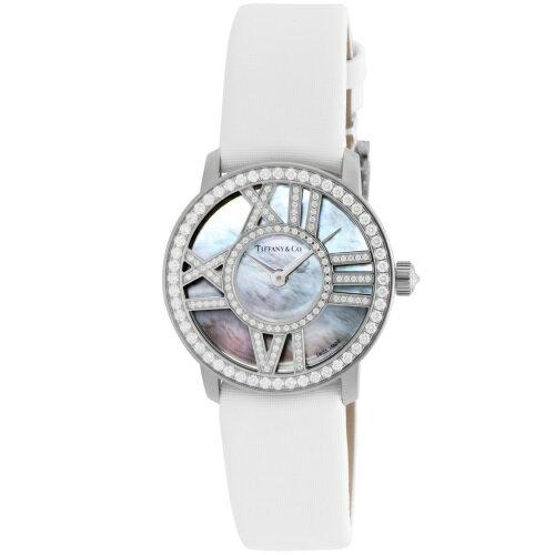 Tiffany&Co. ティファニー アトラス カクテルラウンド Z1900.10.40E91A40B レディース 腕時計