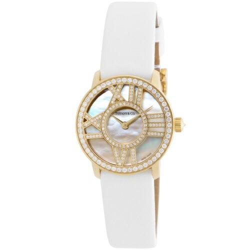 Tiffany&Co. ティファニー アトラス カクテルラウンド Z1900.10.50E91A40B レディース 腕時計