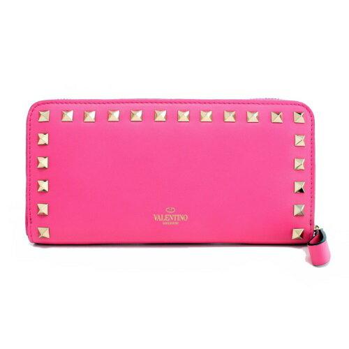 VALENTINO ヴァレンティノ 長財布 LW2P0645 BOL POWER PINK ピンク