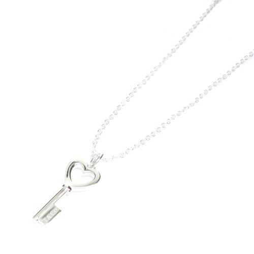Tiffany&Co. ティファニー ネックレス 35483853 ハートキー