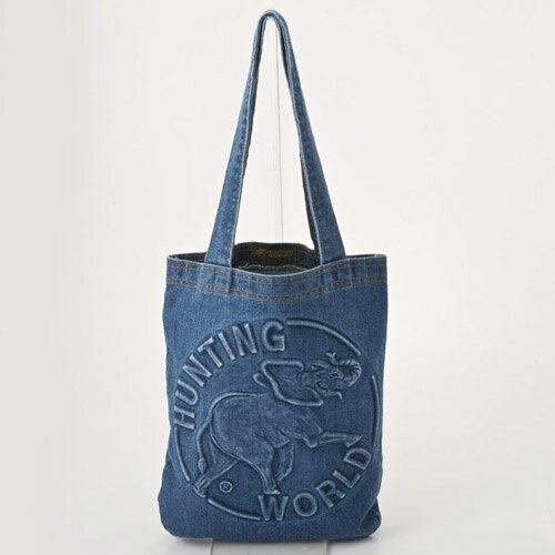 HUNTING WORLD ハンティングワールド バッグ DT-S 131 BLUE
