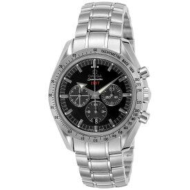 【期間限定ポイント2倍】OMEGA オメガ スピードマスター ブロードアロー 腕時計 メンズ 321.10.42.50.01.001