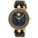 VERSACE ヴェルサーチ 腕時計 レディース VANITAS ブラック VK7030013
