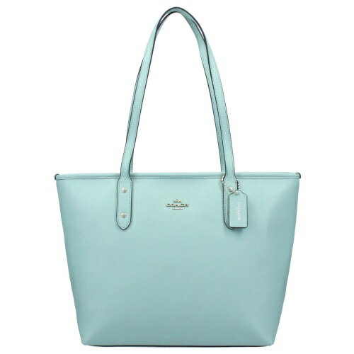 COACH OUTLET コーチ アウトレット トートバッグ レディース シーグリーン F58846 SV/E0