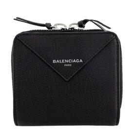 【52時間限定ポイント5倍】BALENCIAGA バレンシアガ 財布 レディース ブラック 371662 DLQ0N 1000 NOIR