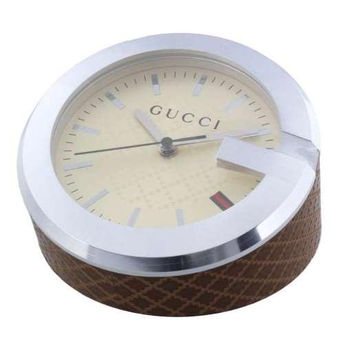 グッチ 置時計 アイボリー YC210005