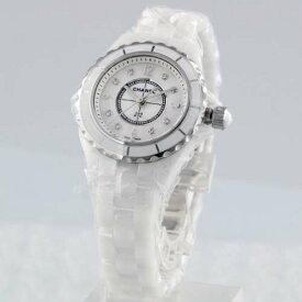 シャネル CHANEL J12 ホワイトシェル H2570 腕時計 レディース