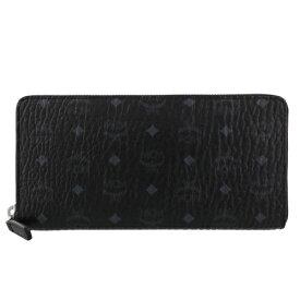 MCM エムシーエム 長財布 レディース ブラック MXL8SVI92 BLACK