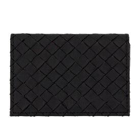 monte SPIGA モンテスピガ カードケース メンズ ブラック MOSQS618 BLACK