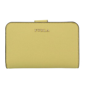 dc7ab606a993 FURLA フルラ 二つ折り財布 レディース バビロン イエロー 992611 PR85 SOLE