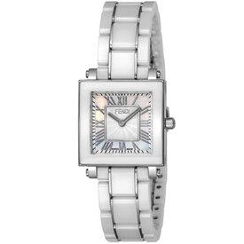 FENDI フェンディ 腕時計 レディース CERAMIC ホワイトパール F622240B