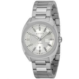 GUCCI グッチ 腕時計 メンズ GG2570 シルバー YA142402