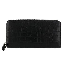 monte SPIGA モンテスピガ 長財布 メンズ ブラック MOSQS374C BLACK