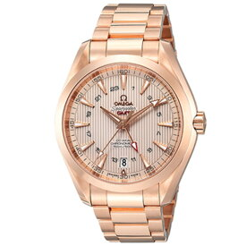 OMEGA オメガ 腕時計 メンズ シーマスターアクアテラ シルバー 231.50.43.22.02.001